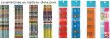 Lápis de madeira do HB da alta qualidade com ou sem o eliminador