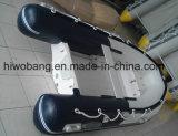 人目を引くデザインベストセラーモーターガラス繊維の肋骨のボート
