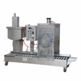 Vollautomatisches Liquid Filling Machine mit Two Heads AntiExplosion für Oil/Coating/Paint