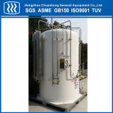 Réservoir de stockage de liquide cryogénique d'argon d'azote de l'oxygène