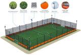 Крытая & напольная клетка профессионального футбола, система клетки футбола поступка