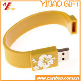 Wristband del silicón del USB de la alta calidad para el regalo promocional (YB-LY-WR-41)