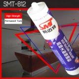 Vedador de vidro grande acético do silicone do elevado desempenho SMT-812