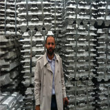 Profil en aluminium/en aluminium d'extrusion de pipe industrielle