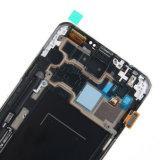 Samsungギャラクシーノート3フレームのためのLCDの計数化装置の表示アセンブリ