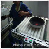 Poudre Spraying Line pour Rice Cooker
