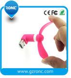 Heißer verkaufender Mini-USB-Ventilator für Smartphone