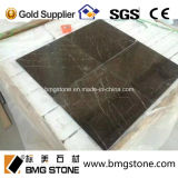 Marmorbodenbelag-Fliesen China-Marron