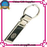 Porte-clés en métal sur mesure pour cadeau promotionnel
