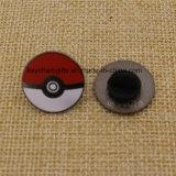Hot Sale Fashion Custom Hard Enamel Metal Pokemon Badges