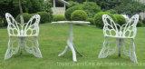 Mobilia esterna europea del giardino della fusion d'alluminio del giardino che pranza le presidenze (D518; S218)