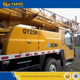 Guindaste do caminhão do tipo 25tons de Qy25k-II XCMG/guindaste móvel hidráulico