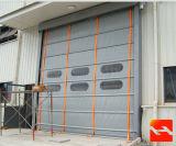 Industril 고속 빠른 PVC 접게된 문 제조자 (HF-1038)