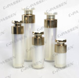 Neue Ankunfts-Acryllotion-Sahne-Flasche für das Kosmetik-Verpacken (PPC-CPS-060)