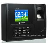 Heißes Sale und Hohes-Capacity Fingerprint Attendance Machine