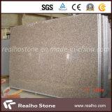 De goedkoopste Chinese Plak van het Graniet van de Perzik van de Steen Rode G687 voor de Tegel van de Vloer/van de Muur