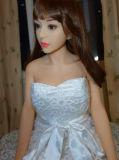 Agens wünschte reale Puppe-Silikon-Liebes-Geschlechts-Puppe