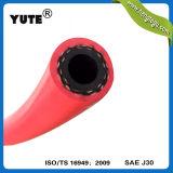 Fabricante profesional SAE J30 R9 coloreado rojo de la manguera de combustible