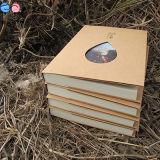 Cahier découpé avec des matrices de couverture de papier d'emballage de fabricant fait sur commande de cahier