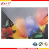 Lexan 폴리탄산염 플라스틱 건물 루핑 온실 차 헛간을%s 단단한 빈 물결 모양 돋을새김된 PC 장