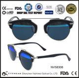 Fabricante super da fábrica dos tipos dos óculos de sol dos óculos de sol originais do vintage