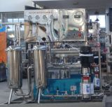 Usine de traitement des eaux de RO d'acier inoxydable de qualité