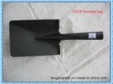 Садовничая тип лопата лопаткоулавливателя порошка стали углерода Coated