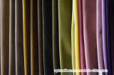 Tessuto decorativo domestico del sofà del velluto del poliestere