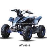 El comienzo optimista 49cc ATV del tirón 49cc embroma la bici del patio
