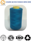 Coton de qualité/amorçage de couture tourné poly par faisceau
