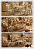 Tabella di legno con pranzare presidenza per la mobilia della sala da pranzo (681)