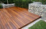 Настил плитки настила строительного материала деревянный