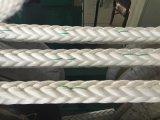 12-Strand Ropes веревочка нейлона веревочки полиэфира веревочки PP веревочки зачаливания