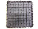 Mattonelle artificiali di collegamento facili dell'erba