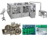 (el Lavar-Llenar-Capsular) carbonató la máquina de rellenar de la bebida