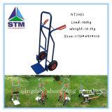 Heavy Duty Garten Metall Two Wheel Hand Trolley