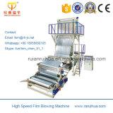 LDPE van de hoge snelheid HDPE Monolayer Geblazen Machine van de Film
