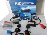 9007 accesorio del coche de la lámpara de xenón de 35W 6000k con el alambre rojo y negro