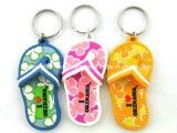 3D Cool PVC Heart Keychain Manufacturers in China