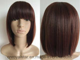 Die meiste populäres Bobo-weibliches Haar-gerade synthetische Perücke