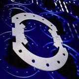 Hochleistungs- CNC Laser-Ausschnitt-Maschine für Eisen, Kupfer, Stahl