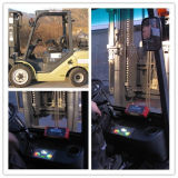 4.5 톤 LPG 및 가솔린 포크리프트 두 배 연료 포크리프트