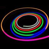 屋外の装飾のためのIP65の防水追跡LEDのネオン屈曲ライト