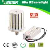 Parking Garage를 위한 200mm 7000lm 60 Watt LED Corn Bulb