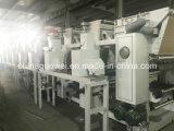 3 moteur Computer Control Gravure Printing Press pour le film plastique