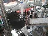 Автоматическая слипчивая машина для прикрепления этикеток стикера для бутылки любимчика