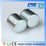 N35 NdFeB D10X10mm Rare Earth Cylinder Magnet Round Magnets