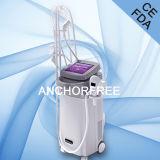 Corpo da luz vermelha do vácuo Liposuction+Infrared Laser+Bipolar RF+Roller que Slimming o Ce