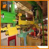Sistema di trasportatore di Oveahead per la riga di rivestimento della polvere