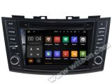 Carro DVD GPS do Android 5.1 de Witson para Suzuki 2012 rápido com sustentação do Internet DVR da ROM WiFi 3G do chipset 1080P 16g (A5796)
